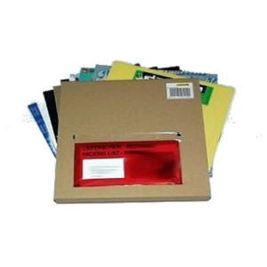 "12""/LP Carton Mailer for 6-10 Items"