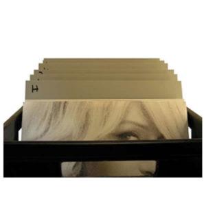 """12""""/LP Dividers Grey"""