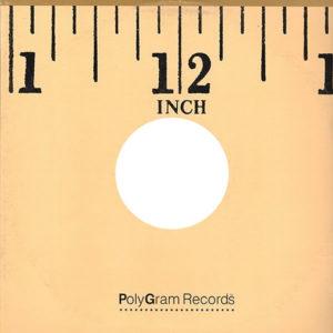 "12"" Maxi Singles"
