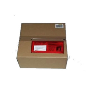 "12""/LP Carton Mailer for 50 Items"