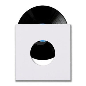 """7"""" Innersleeves Paper Only - Deluxe Quality"""
