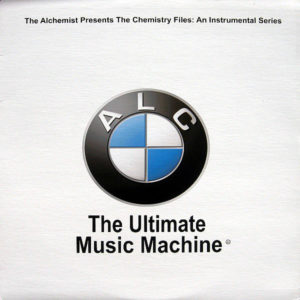 ALCHEMIST – The Chemistry Files: An Instrumental Series – The Ultimate Music Machine