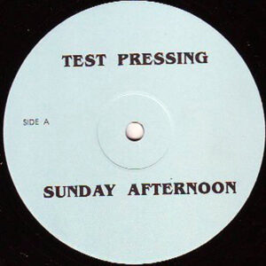 RUDOULPHO / BLOOD - Sunday Afternoon/Peace In The Nation