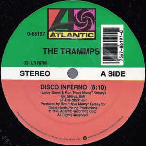 CHIC / THE TRAMMPS – MegaChic Medley/Disco Inferno