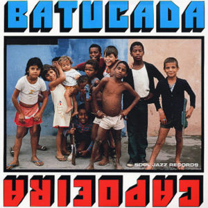 VARIOUS – Batucada Capoeira