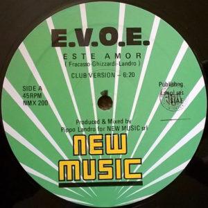 E.V.O.E. – Este Amor