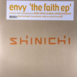 ENVY - The Faith EP