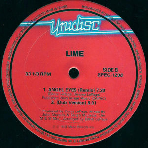 THE MICHAEL ZAGER BAND / LIME – Let's All Chant/Angel Eyes