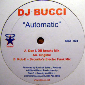 DJ BUCCI - Automatic