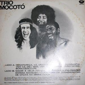 TRIO MOCOTO' – Trio Mocoto'