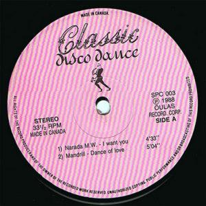 VARIOUS – Classic Disco Dance 3