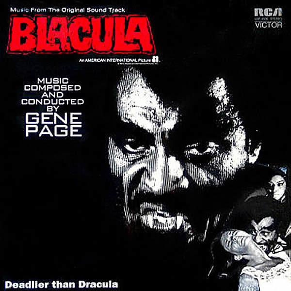 GENE PAGE - Blacula O.S.T.