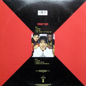 REBEL MC & DOUBLE THE TROUBLE – Street Tuff
