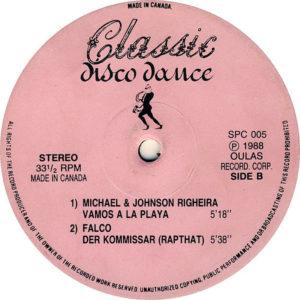 VARIOUS – Classic Disco Dance 5