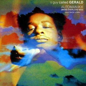 A GUY CALLED GERALD - Automanikk ( Bass Overload Mix )