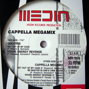 CAPPELLA – Megamix