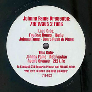 VARIOUS – Ways To Funk EP