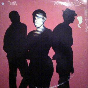WORKING WEEK feat EYVON WAITE - Testify