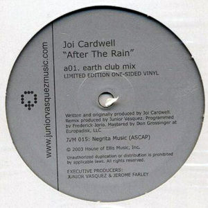 JOI CARDWELL - After The Rain