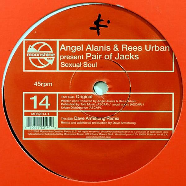 ANGEL ALANIS & REES URBAN presents PAIR OF JACKS - Sexual Soul