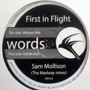 SAM MOLLISON – Words The Medway Mixes