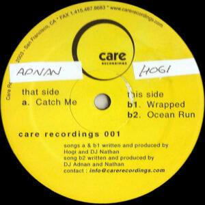 DJ ADNAN & DJ NATHAN / HOGI & DJ NATHAN - Catch Me
