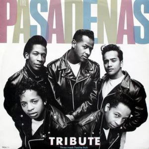 THE PASADENAS - Tribute ( Right On )