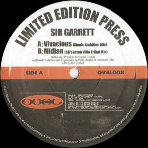 SIR GARRETT - Vivacious