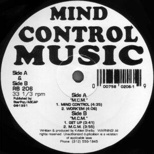 MIND CONTROL MUSIC - M.C.M.
