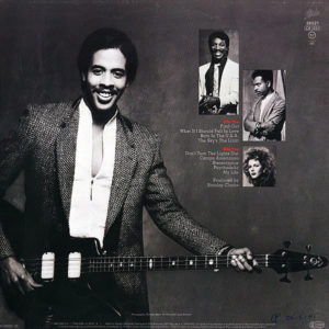 THE STANLEY CLARKE BAND – Find Out