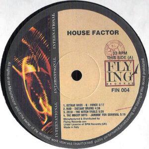 VARIOUS – House Factor