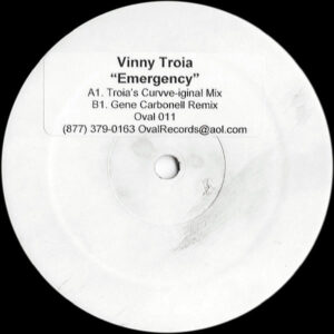 VINNY TROIA - Emergency