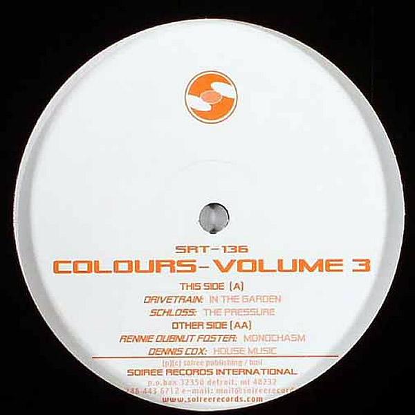 VARIOUS - Colours Vol 3