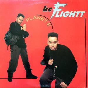 KC FLIGHTT – Planet E