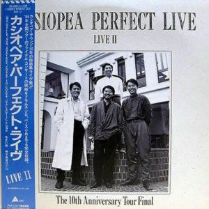 CASIOPEA - Casiopea Perfect Live Live II