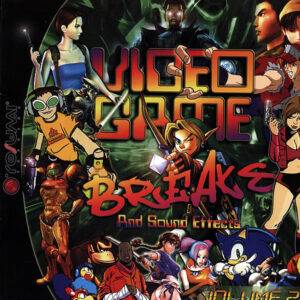 VARIOUS - Video Game Breaks And Sound Effects Vol 2
