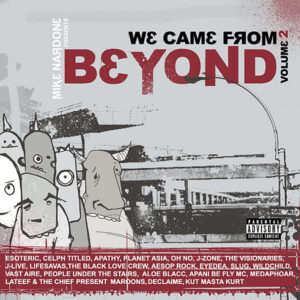 MIKE NARDONE - We Came From Beyond Vol 2