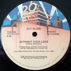 CUT GLASS - Alive With Love