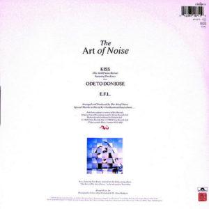 THE ART OF NOISE feat TOM JONES – Kiss Remix