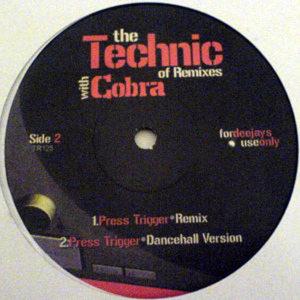 SEAN PAUL & COBRA – The Technic Of Remixes