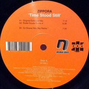 ZIPPORA – Time Stood Still