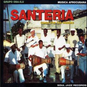 GRUPO CHE-ILU – Santeria