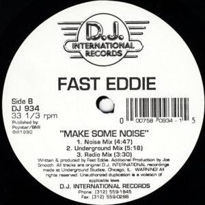 FAST EDDIE – Make Some Noise