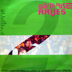 VARIOUS – Warehouse Raves 2