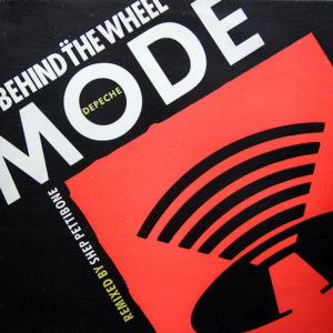 DEPECHE MODE – Behind The Wheel ( Remixed By Shep Pettibone )