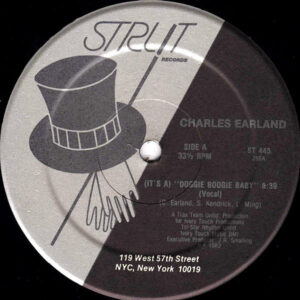 CHARLES EARLAND - ( It's A ) Doggie Boogie Baby