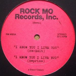 CHAKA KHAN - I Know You I Live You