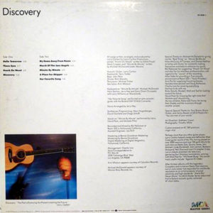 LARRY CARLTON – Discovery