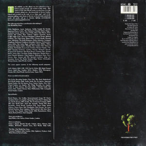VARIOUS – One World One Voice