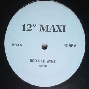UB40 / CEYBIL JEFFERIES - Red Red Wine/Love So Special